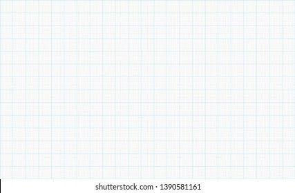 Graph paper grid lines seamless background