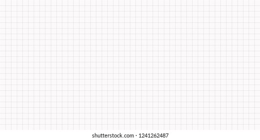 Graph paper sealess pattern. Abstract blueprint paper vector illustration