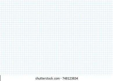 graph paper. seamless pattern. architect background. millimeter grid. vector illustration