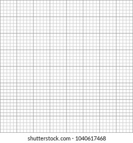 Graph paper. Vector background
