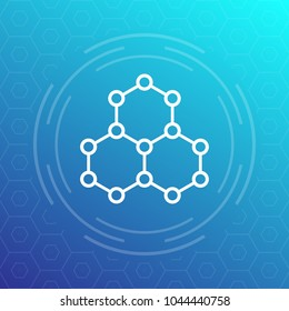 graphene, atomic carbon structure