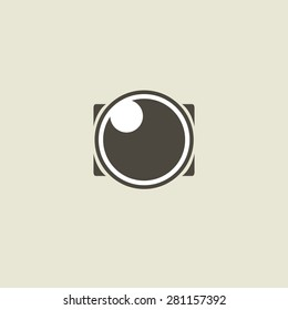 Graphic design concept, logo vector set. Trendy Hipster graphic collection equipment. photo icon