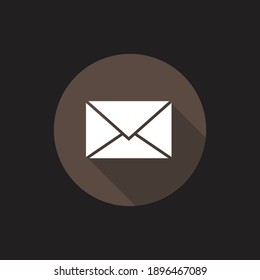 graphic design icon vector badge email message send letter