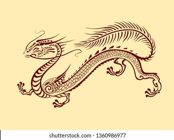 Japanese Tattoo Stock Illustrations Images Vectors Shutterstock