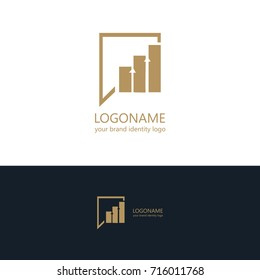 graphic finance logo