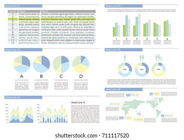graphic graph set