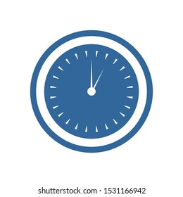 graphic icon vector time watch clock design