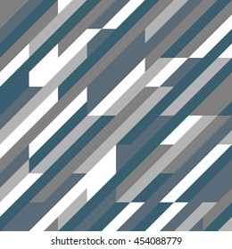 Graphic oblique line,illustrated pattern