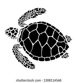 76b28fb10 Turtle Tattoo Images, Stock Photos & Vectors   Shutterstock