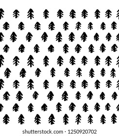 graphic seamless vector pattern