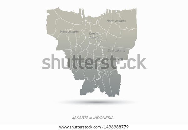 Graphic Vector Jakarta Map Indonesia Capital Stock Vector ... on palembang map, borobudur map, papua map, makassar map, solo map, malaysia map, australia map, yau ma tei map, sulawesi map, java map, sham shui po map, east map,