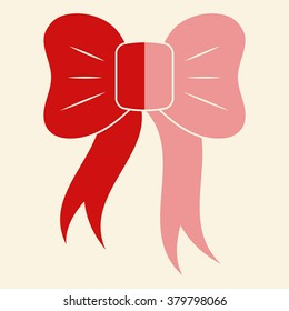 graphical decorative bows