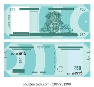 50 Rupees Images, Stock Photos & Vectors | Shutterstock
