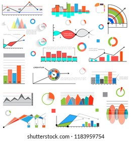 Graphics and diagrams for business presentation