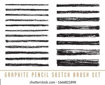 Graphite Pencil Sketch Set (Handmade)