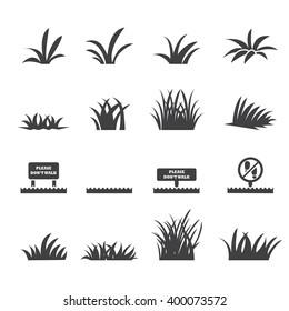 Grassymbol-Set