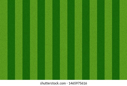 Grass texture  stripe field background . Green lawn football field .