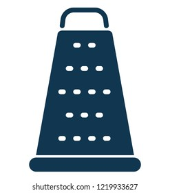 Grater Isolated Vector icon which can be easily modified or edit