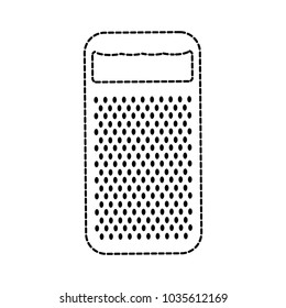 Grater vector illustration