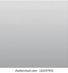 Grating silver vector Pattern