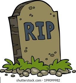 tombstone cartoon images stock photos vectors shutterstock rh shutterstock com cartoon tombstone images cartoon tombstone drawings
