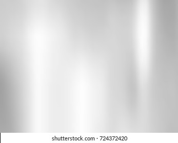 Gray background gradient - abstract silver metal texture