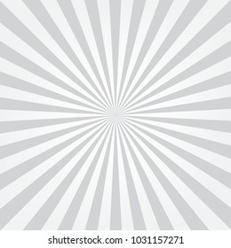 gray background with rays