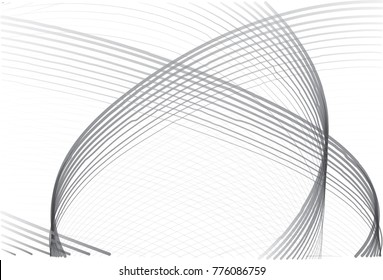 Gray line drawing abstract patern background,EPS10