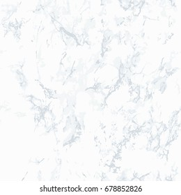 Gray marble texture. Seamless pattern. White stone background. Abstract texture for your design, postcard, invitation, fabric, logo and others. EPS10. Vector