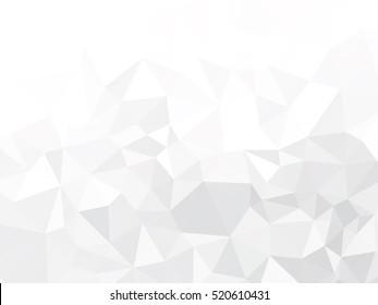 gray paper geometric background