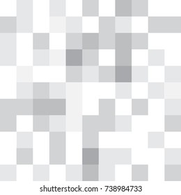 gray pixel censor wallpaper.gray square pattern