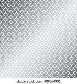 Gray reflector pattern