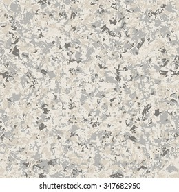 Gray white seamless vector texture, marble imitation, repeating texture, stone, granite surface, tile print decorative texture