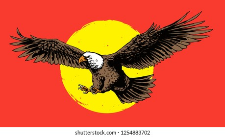 great eagle art