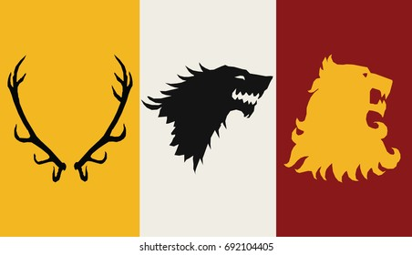 photograph about Game of Thrones Stencil Printable named Sport of Thrones Photographs, Inventory Pictures Vectors Shutterstock