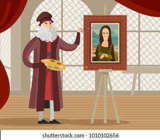 great italian artist painting