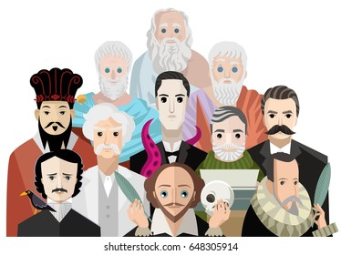 great philosophers and writers