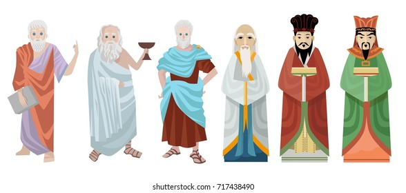 great western and eastern philosophers