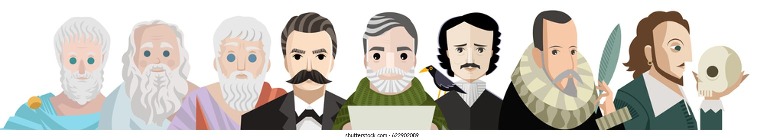 great writers and philosophers from all times