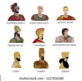 greatest generals and monarchs from history