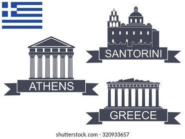 Greece. Logo