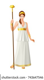 Hera Greek Goddess Images Stock Photos Vectors Shutterstock