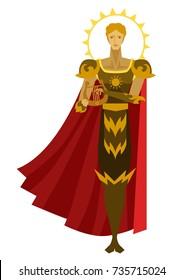 greek mythology apollo god of sun