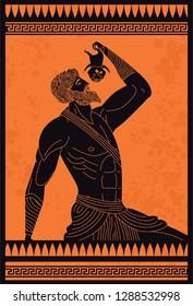 greek mythology chronus eating a baby god