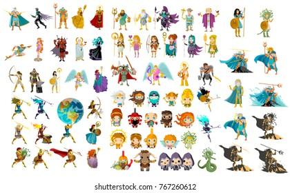 mythology images stock photos vectors shutterstock rh shutterstock com