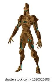 greek mythology talos giant bronze automate man