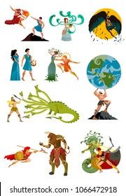 greek myths mythology tales