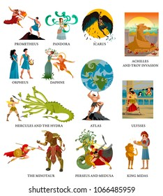 greek myths mythology tales