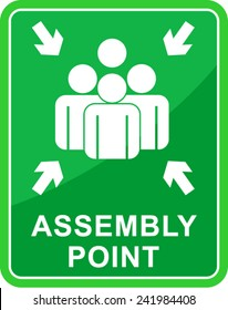 Green assembly point