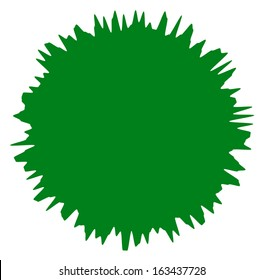 Green blot element